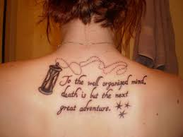 disney quote tattoos harry potter inspired 45 splendid