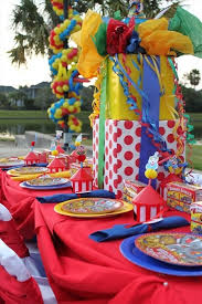 best 25 circus party centerpieces ideas on pinterest circus
