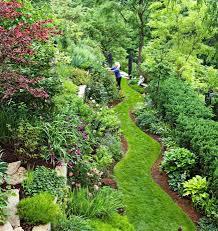 garden tour tame a steep backyard midwest living