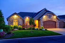 home decor salt lake city smart home flat design style illustration concept of house save to