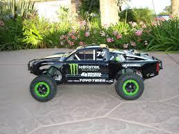 monster jam rc truck bodies monster energy slash