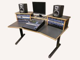 Diy Home Studio Desk by How To Make A Homemade Recording Studio Christmas Ideas Home
