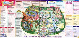 disney park maps disneyland 2008 park map