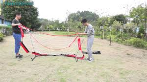 lixada soccer goal detachable portable soccer net sturdy frame