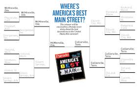 Best Town Squares In America The Best Main Street In America Has Been Selected