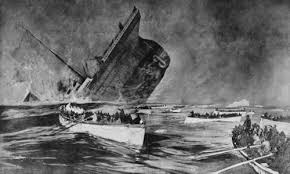 the sinking of the titanic 1912 confessions of a ci devant april 15th 1912 the sinking of the rms