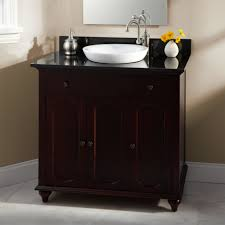 bathroom fresh cherry wood bathroom vanity for cool decoration
