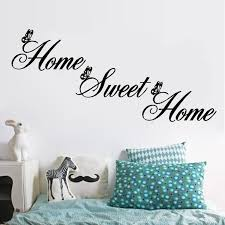 Sweet Home Decoration by Simple Home Sweet Wall Art Printable Quote Print Apartment S And