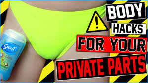 Diy Hacks Youtube by 10 Diy Body Hacks For Your Private Parts U0026 Personal Hygiene