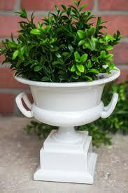 Pedestal Pots Plastic U0026 Resin Vases Bowls And Pots