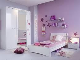 chambre fille et blanc chambre fille gris mauve decoration bebe enfant blanc moderne int