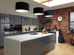 style trade integra magnet kitchens astral blue fusion kitchen