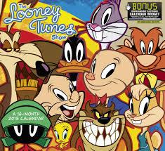 2013 looney tunes show wall calendar dream 9781423814139