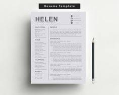 Cover Letter Resume Samples by Teacher Template Word Cv Template And Cover Letter By Resumebook