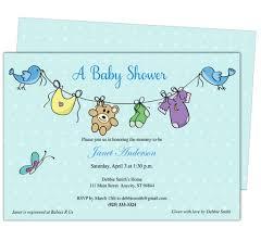 E Card Invite Baby Shower Email Invitations Kawaiitheo Com