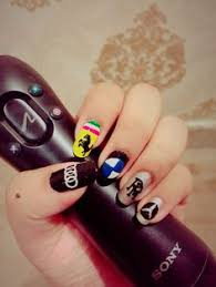 cars logo nail art creative nails u003c3 pinterest car logos