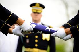 Military Funeral Flag Presentation After 62 Years Korean War Medal Of Honor Recipient Rests In