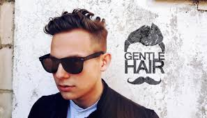 haircuts curly hair men men u0027s casual wavy haircut and styling gentlehair youtube