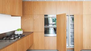 integration peter hay integration of handle less kitchen cabinetry