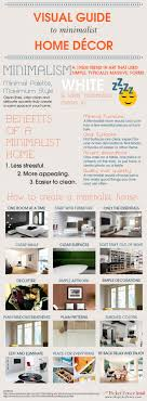 home decor infographic a visual guide to minimalist home decor visual ly