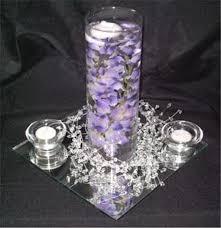 Wedding Table Centerpiece Ideas Best 25 Purple Wedding Centerpieces Ideas On Pinterest Purple