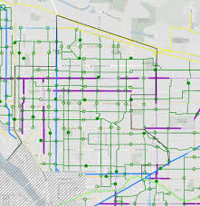 Portland Neighborhood Map A Vision For Traffic Diverters At Every Neighborhood Greenway