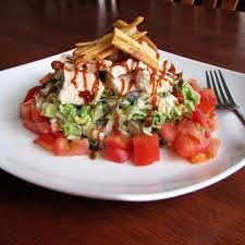 claim jumper s bbq chicken salad rumbly in my tumbly