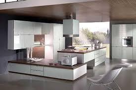 cuisine comptoir comptoir de cuisine en bois brun clair moderne comptoir bocal