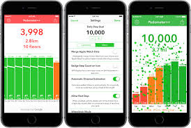 pedometer app for android the best iphone apps for tracking steps
