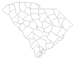 county map of sc south carolina county map printable printable maps