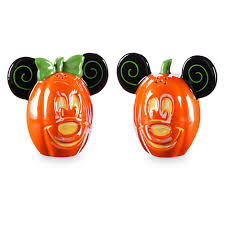 Salt Pepper Shakers Halloween Costumes Wdw Store Disney Salt Pepper Shakers Halloween Mickey