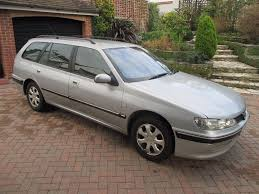 peugeot 406 estate hdi 51 plate tow bar 5 door diesel in poole