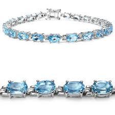 silver topaz bracelet images Silver bracelets jpg