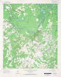 Killeen Texas Map Texas Topographic Maps Perry Castañeda Map Collection Ut