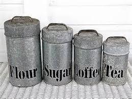 vintage kitchen canisters sets 178 best vintage canister sets singles images on