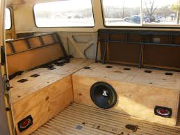custom volkswagen bus the adventures of betty the bus custom interior part 1