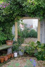 How To Make An Urban Garden - the 25 best garden mirrors ideas on pinterest small garden