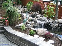 backyard water fountain new water fountain in backyard