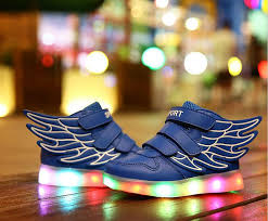 light up sole shoes children shoeswith light up sneakers for kids usbcharging sole