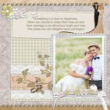 scrapbook for wedding wedding scrapbook templates wedding scrapbook designs wedding