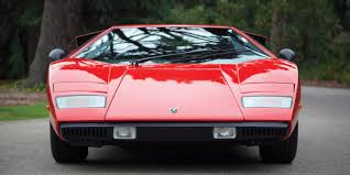 pink luxury cars forever exotic lamborghini countach lp400 periscopo