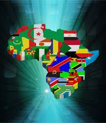 3d africa map vector africa map vector design