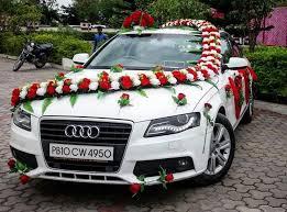 indian wedding car decoration indian leading luxury wedding car rental firm in india