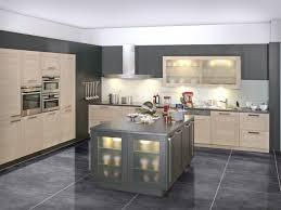 Kitchen Cream Cabinets Minimalist Modern Seamless Cream Beige Kitchen Cabinets And Dining