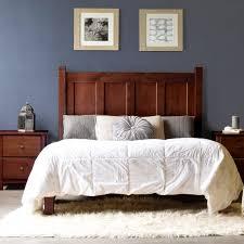 Shaker Bedroom Furniture by Shaker Bedroom Furniture Style Platform Bed Brown Laminated Bed