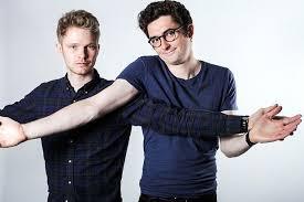 sketch comedy duo the pin return to 2014 edinburgh festival fringe