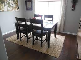 extraordinary inspiration dining table rug all dining room
