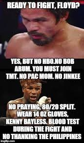 Floyd Meme - boxing memes on twitter manny pacquiao and floyd mayweather