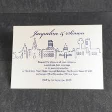 wedding invitations liverpool heart of the city range wedding invitations weddings