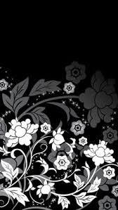 wallpaper encaje negro fondos de teléfono pinterest